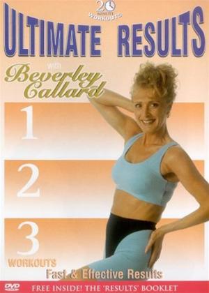 Rent Beverley Callard: Ultimate Results Online DVD Rental