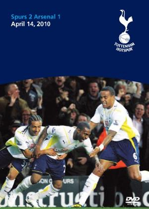 Rent Tottenham Hotspur 2-1 Arsenal: An Unforgettable Night Online DVD Rental