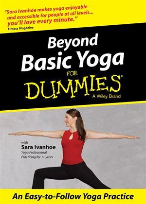 Rent Beyond Basic Yoga for Dummies Online DVD Rental