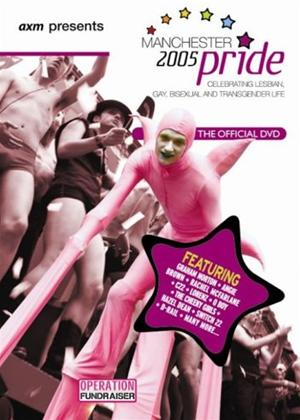 Rent The Official Manchester Pride 2005 Online DVD Rental