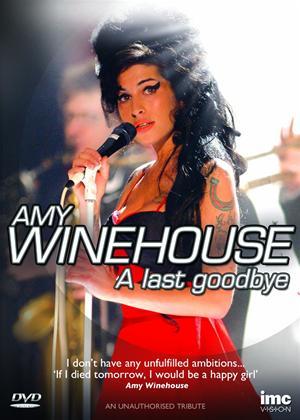 Rent Amy Winehouse: A Last Goodbye Online DVD Rental