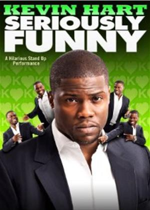 Rent Kevin Hart: Seriously Funny Online DVD Rental