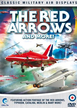 Rent Classic Military Air Displays: The Red Arrows and More Online DVD Rental
