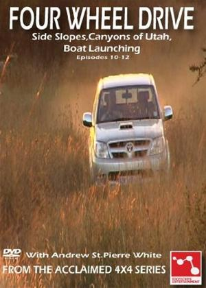 Rent Four Wheel Drive: Side Slopes, Canyons of Utah, Boat Launching Online DVD Rental