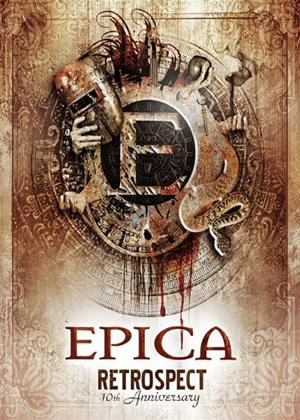 Rent Epica: Retrospect: Tenth Anniversary Online DVD Rental