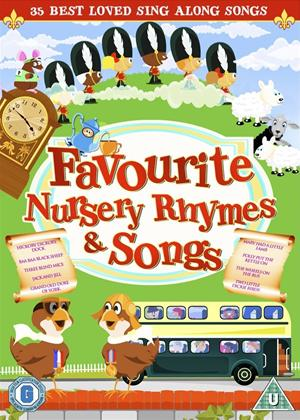 Rent Favourite Nursery Rhymes and Children's Songs Online DVD Rental