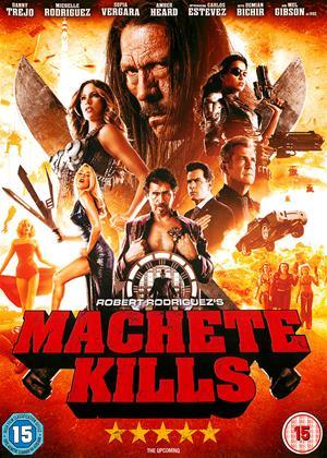 Rent Machete Kills Online DVD & Blu-ray Rental