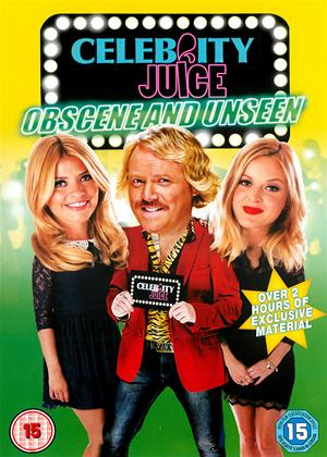 Rent Celebrity Juice: Obscene and Unseen Online DVD Rental