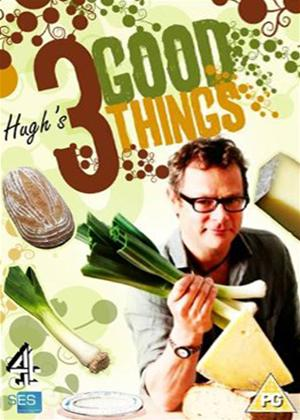 Rent Hugh's Three Good Things Online DVD Rental