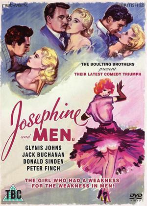 Rent Josephine and Men Online DVD Rental