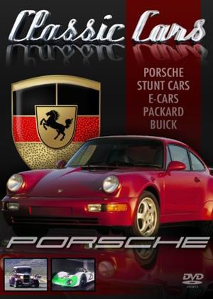 Rent Classic Cars: Porsche Online DVD Rental