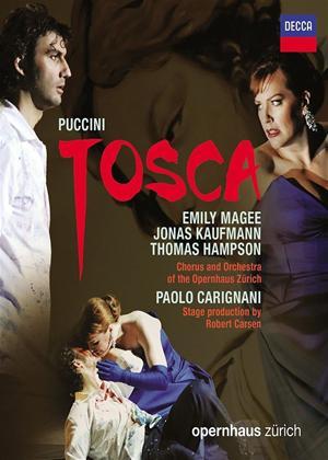 Rent Tosca: Opernhaus Zurich (Carignani) Online DVD Rental