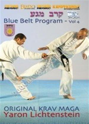Rent Original Krav Maga: Blue Belt Program: Programa De Cinturon Azul Online DVD Rental