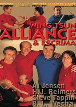 Rent Wing Tsun: Alliance Y Escrima Online DVD Rental
