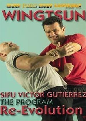 Rent Wing Tsun: Re-evolution 2 Online DVD Rental