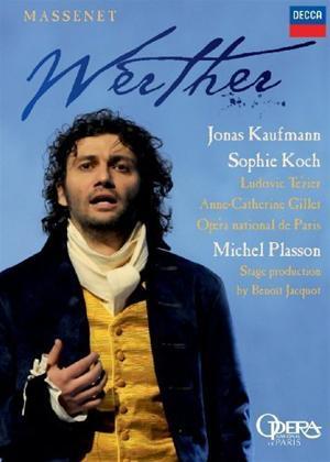 Rent Werther: Opera National De Paris (Plasson) Online DVD & Blu-ray Rental