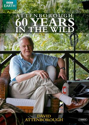 Rent David Attenborough: 60 Years in the Wild Online DVD Rental