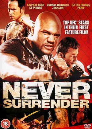 Rent Never Surrender Online DVD Rental