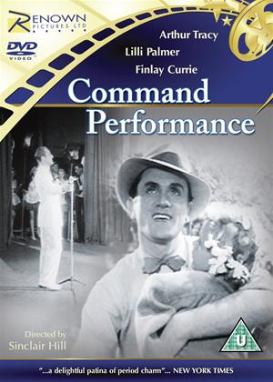 Rent Command Performance Online DVD Rental