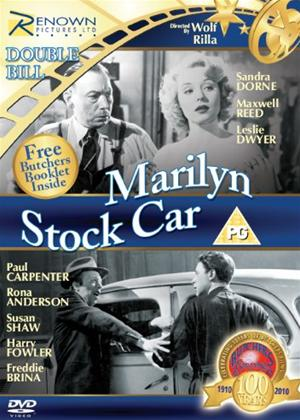 Rent Marilyn / Stock Car Online DVD & Blu-ray Rental