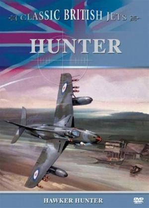 Rent Classic British Jets: Hunter Online DVD Rental