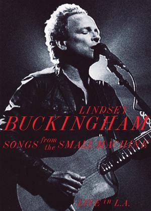 Rent Lindsey Buckingham: Songs from the Small Machine: Live in LA Online DVD Rental