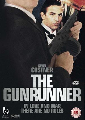 Rent The Gunrunner Online DVD Rental