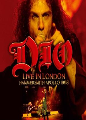 Rent Dio: Live in London: The Hammersmith Apollo 1993 Online DVD Rental