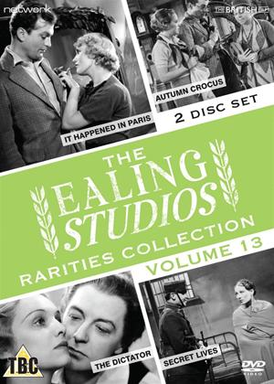 Rent Ealing Studios Rarities Collection: Vol.13 Online DVD Rental