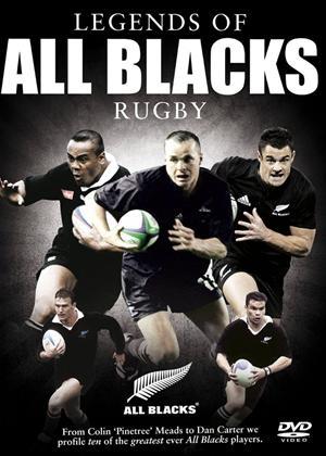 Rent All Blacks: Legends of All Black Rugby Online DVD Rental