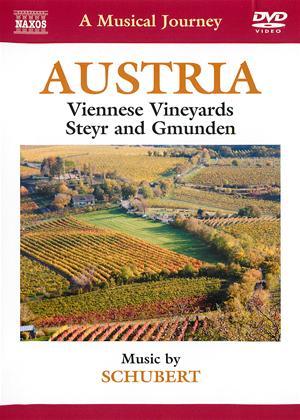 Rent A Musical Journey: Austria: Viennese Vineyards, Steyr and Gmunden Online DVD Rental