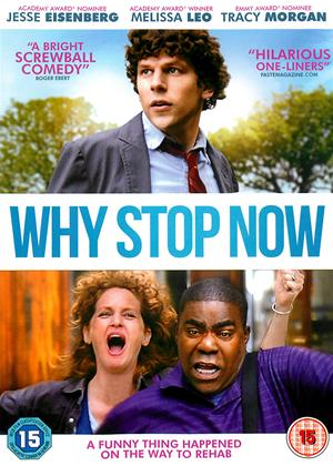 Rent Why Stop Now Online DVD & Blu-ray Rental
