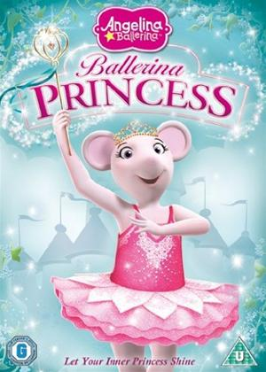 Rent Angelina Ballerina: Ballerina Princess Online DVD Rental