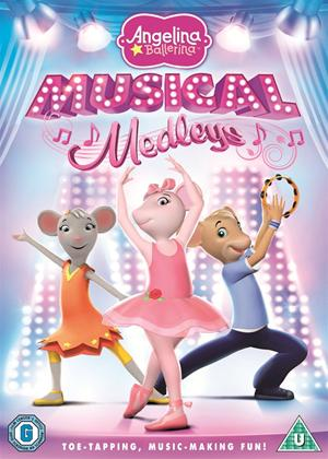 Rent Angelina Ballerina: Musical Medleys Online DVD Rental