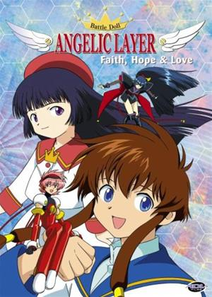 Rent Angelic Layer: Vol.4 Online DVD Rental