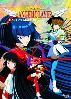 Rent Angelic Layer: Vol.5 Online DVD Rental
