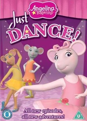 Rent Angelina Ballerina: Just Dance! Online DVD Rental