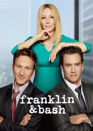 Rent Franklin and Bash: Series 4 Online DVD Rental