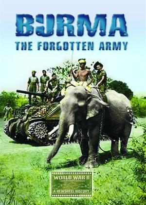Rent Burma: The Forgotten Army Online DVD Rental