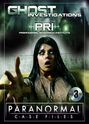 Rent Paranormal Case Files: Ghost Investigations Online DVD Rental