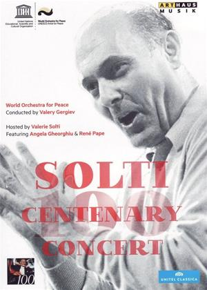 Rent Solti Centenary Concert Online DVD Rental