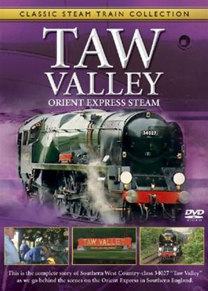 Rent Classic Steam Train Collection: Taw Valley Online DVD Rental
