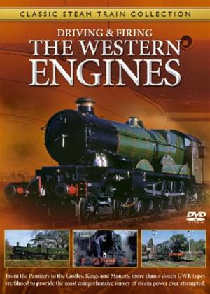 Rent Classic Steam Train Collection: The Western Engines Online DVD Rental