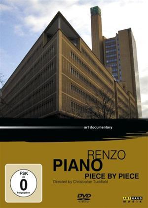 Rent Art Lives: Renzo Piano: Piece by Piece Online DVD Rental
