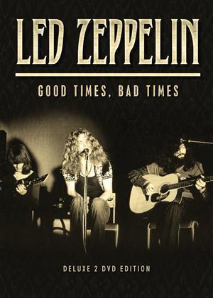 Rent Led Zeppelin: Good Times, Bad Times Online DVD Rental