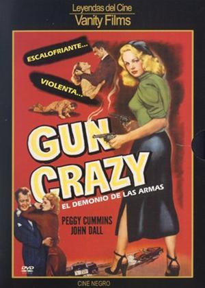 Rent Gun Crazy (aka Deadly Is the Female) Online DVD Rental