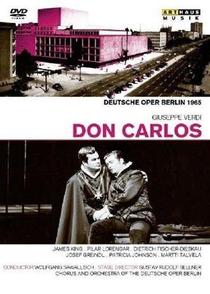 Rent Don Carlos: Deutsche Oper Berlin (Sawallisch) Online DVD Rental
