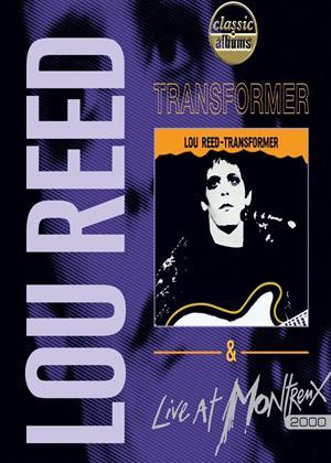 Rent Lou Reed: Transformer/Live at Montreux Online DVD Rental