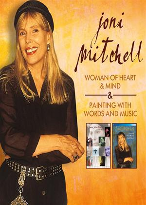 Rent Joni Mitchell: Woman of Heart and Mind / Painting with Words and Music Online DVD Rental
