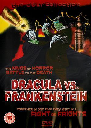 Rent Dracula vs. Frankenstein Online DVD Rental